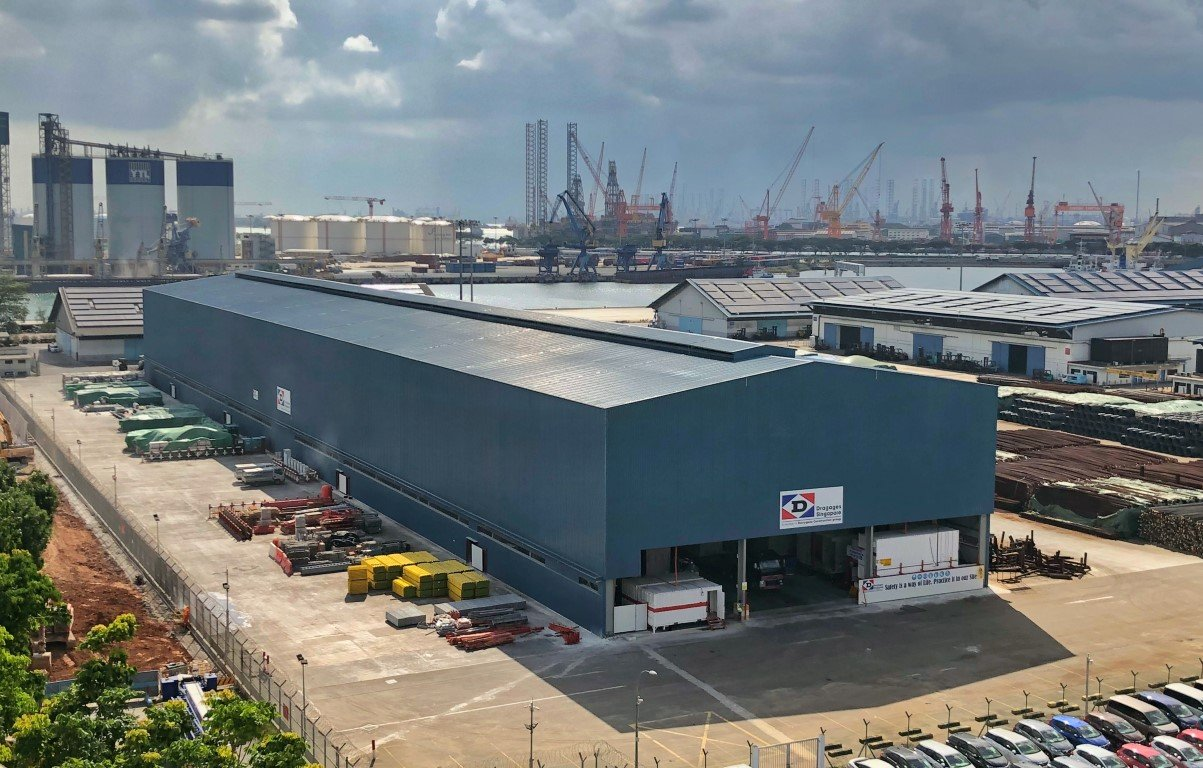Jurong Port Factory