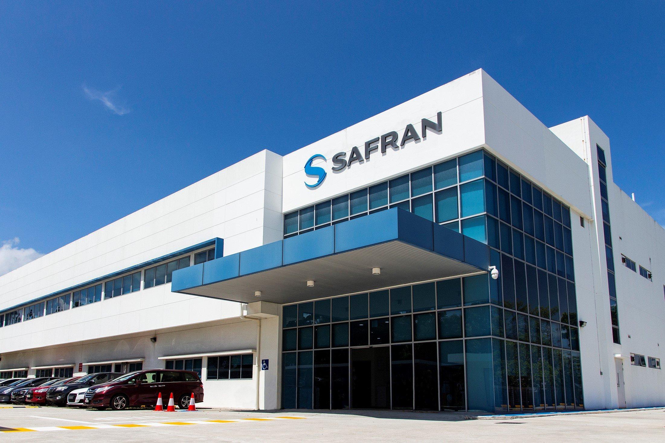 Safran Building