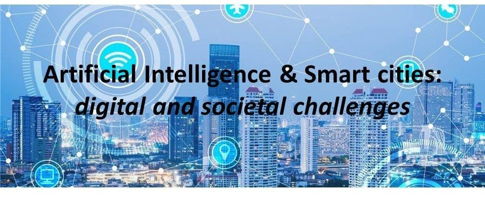 Poster Event Brite Ai & Smart Cities