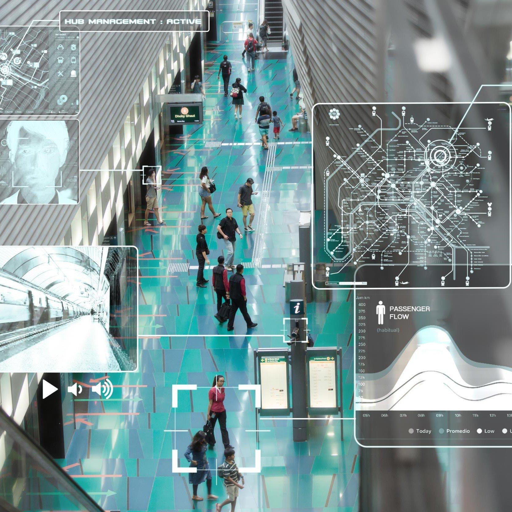 Alstom Smart Mobility Lab Sg