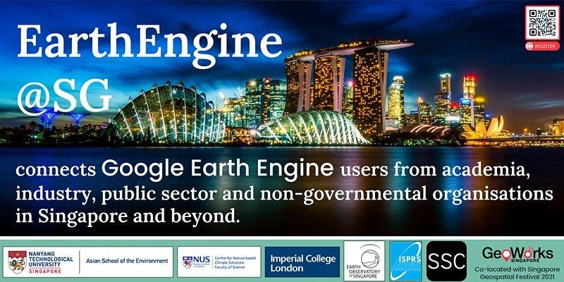 Earth Engine @ Sg